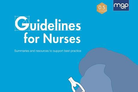 Guidelines for nurses trimbow supplement